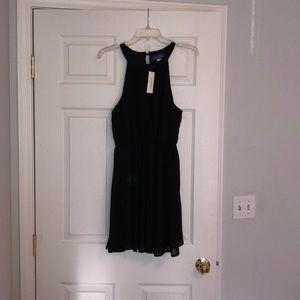 Fun black party dress